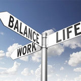 Achieving the work-life balance
